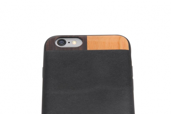Coque iPhone 6/6S Hard - Cuir 2