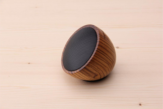 Bluetooth Music Dome - Zebra Lautsprecher  1
