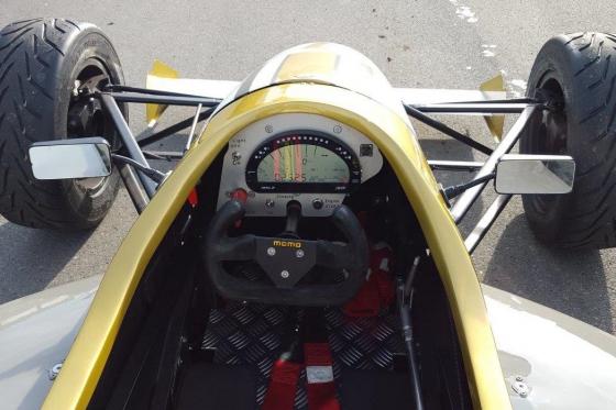8 tours en Formule König - Au Circuit de Dijon 4 [article_picture_small]