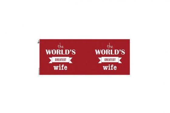 World's Greatest Wife Tasse - aus Keramik 1