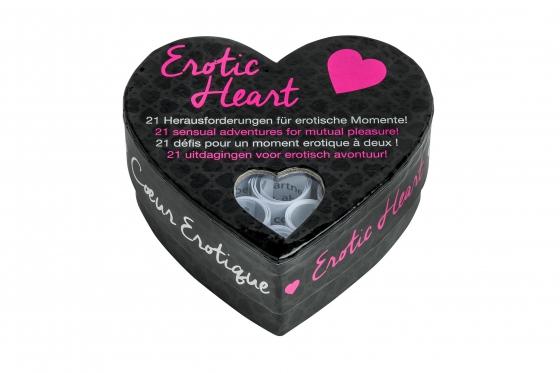 Coeur érotique - Mini 1