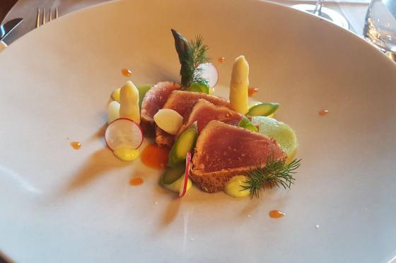 5-Gang Schlossmenü - für 2 im Restaurant Schloss Seeburg 2 [article_picture_small]