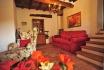 Court séjour en Toscane-3 nuits dans un appartement romantique 8