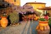 Court séjour en Toscane-3 nuits dans un appartement romantique 16