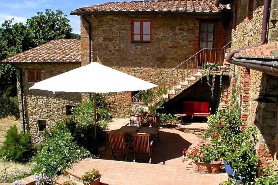 Court séjour en Toscane - 3 nuits dans un appartement romantique  [article_picture_small]