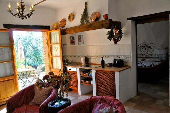 Court séjour en Toscane - 3 nuits dans un appartement romantique 8 [article_picture_small]