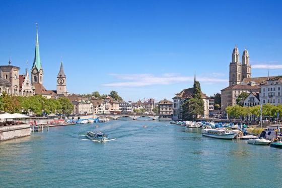 Weekend Trip zu zweit - Übernachtung im Herzen von Zürich  [article_picture_small]
