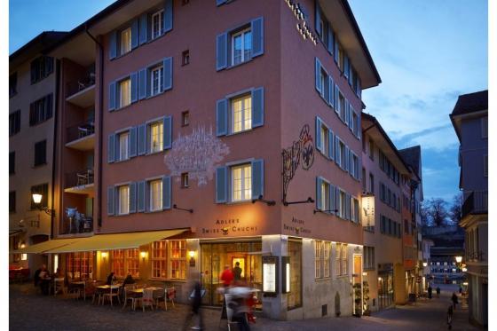 Weekend Trip zu zweit - Übernachtung im Herzen von Zürich 1 [article_picture_small]
