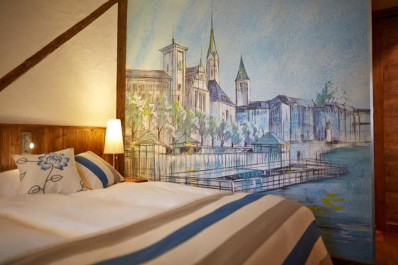 Weekend Trip zu zweit - Übernachtung im Herzen von Zürich 6 [article_picture_small]