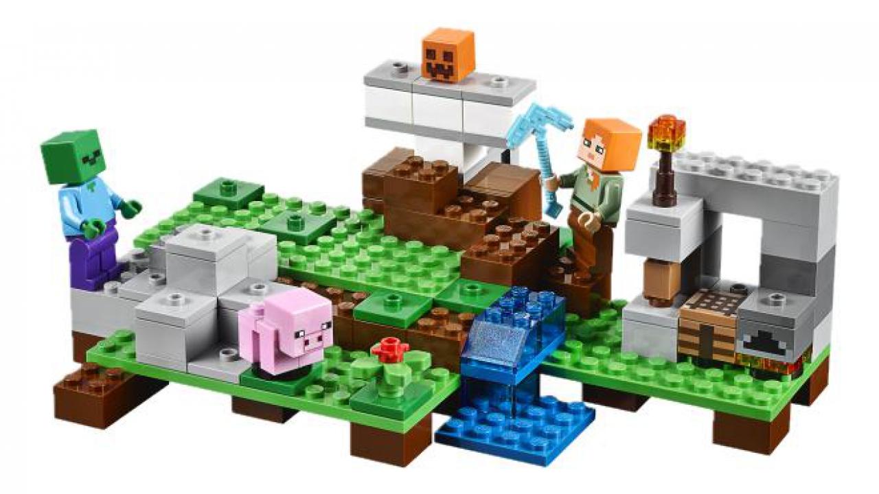 Le golem de fer - Minecraft golem de fer ...