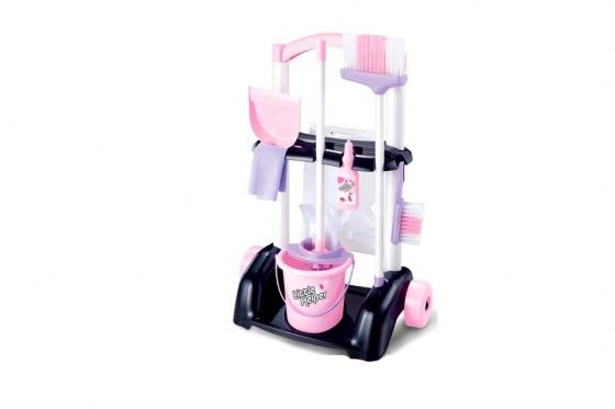Putzwagen für Kinder - von happytoys
