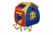 Spielzelt Haus - mit 50 Bällen  [article_picture_small]