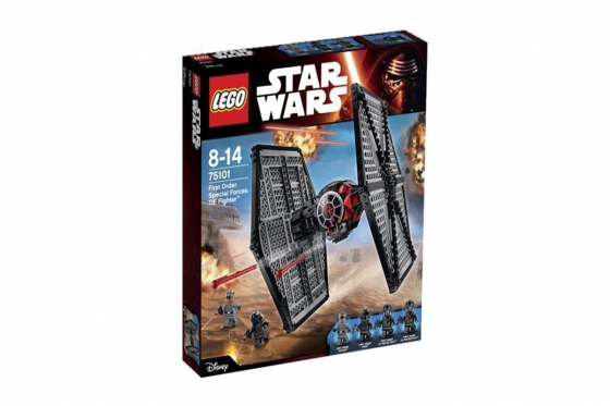 First Order Special Forces TIE Fighter™ - LEGO® Star Wars™
