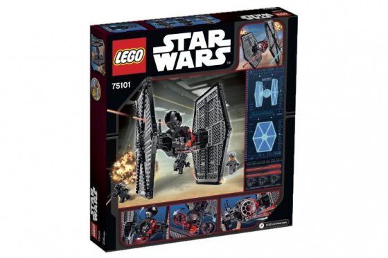 First Order Special Forces TIE Fighter™ - LEGO® Star Wars™ 1