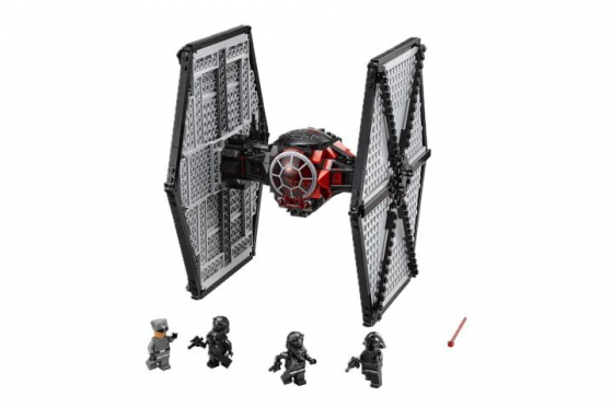 First Order Special Forces TIE Fighter™ - LEGO® Star Wars™ 2