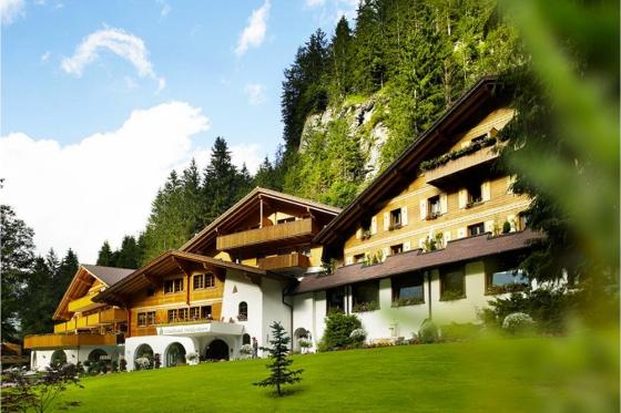 Erholung pur in Kandersteg - Übernachtung für 2 Personen 3 [article_picture_small]