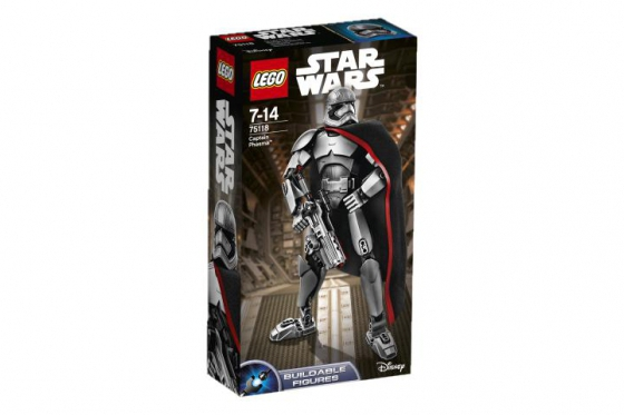 Capitaine Phasma™ - LEGO® Star Wars™