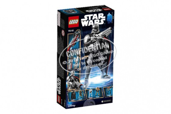 Capitaine Phasma™ - LEGO® Star Wars™ 1
