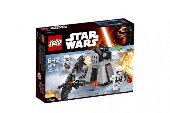 Pack de combat du Premier Ordre - LEGO® Star Wars™