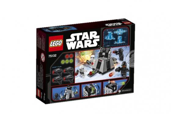 Pack de combat du Premier Ordre - LEGO® Star Wars™ 1