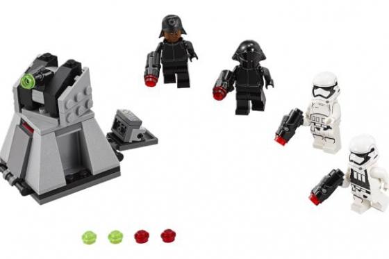 Pack de combat du Premier Ordre - LEGO® Star Wars™ 2