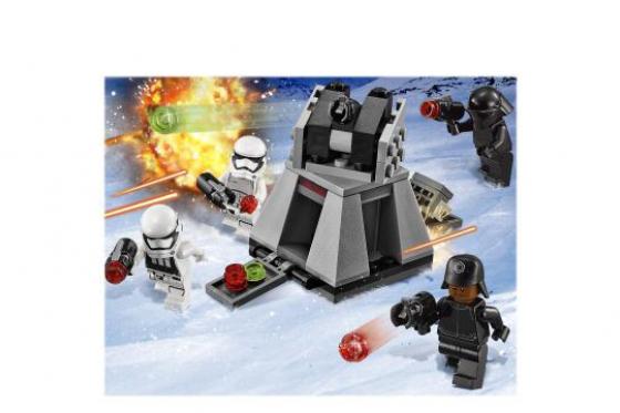 Pack de combat du Premier Ordre - LEGO® Star Wars™ 3