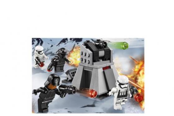 Pack de combat du Premier Ordre - LEGO® Star Wars™ 4