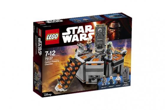 Chambre de congélation carbonique - LEGO® Star Wars™