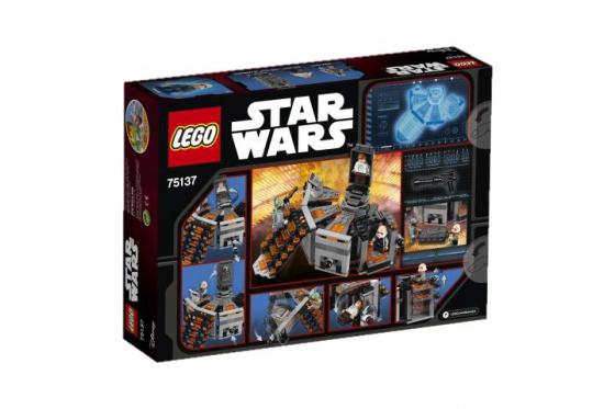 Chambre de congélation carbonique - LEGO® Star Wars™ 1