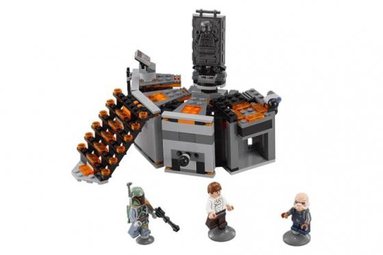 Chambre de congélation carbonique - LEGO® Star Wars™ 2