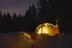 Schlafen unter den Sternen-Übernachtung im Alti-Dôme für 2 1