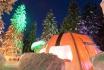 Schlafen unter den Sternen-Übernachtung im Alti-Dôme für 2 2