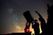 Schlafen unter den Sternen-Übernachtung im Alti-Dôme für 2 3