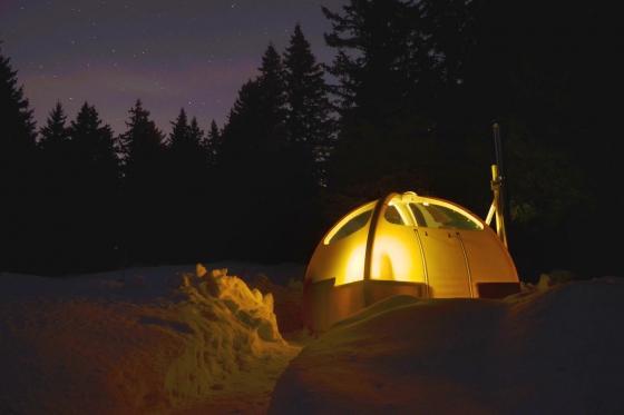 Schlafen unter den Sternen - Übernachtung im Alti-Dôme für 2  [article_picture_small]