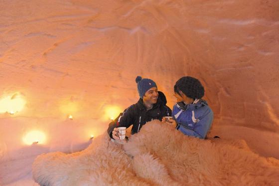 Nuit en igloo à Chamonix - pour deux personnes 1 [article_picture_small]