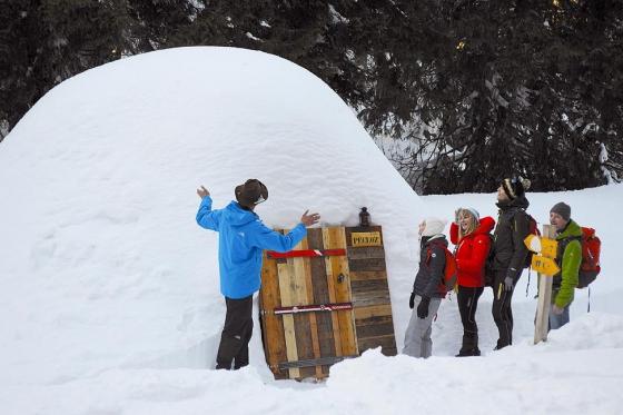 Nuit en igloo à Chamonix - pour deux personnes 3 [article_picture_small]