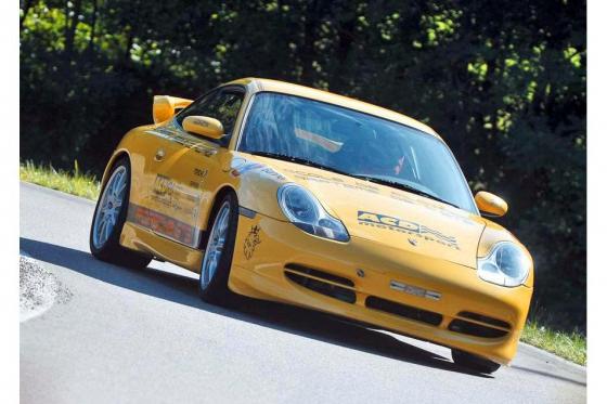 Séjour et Pilotage Porsche GT3 - Circuit de Bresse  [article_picture_small]