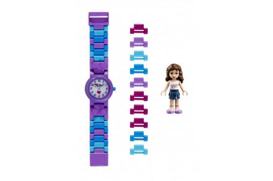 Montre Olivia LEGO Friends  - avec mini-poupée 1