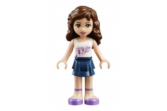 Montre Olivia LEGO Friends  - avec mini-poupée 3