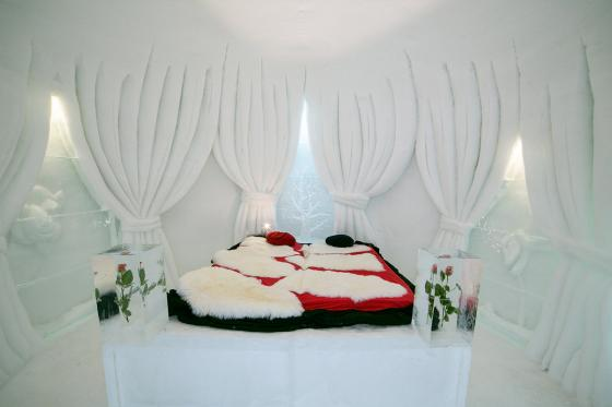 Romantik Iglu Suite - inkl. privatem Whirlpool und Fondue-Plausch  [article_picture_small]