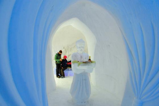 Romantik Iglu Suite - inkl. privatem Whirlpool und Fondue-Plausch 5 [article_picture_small]