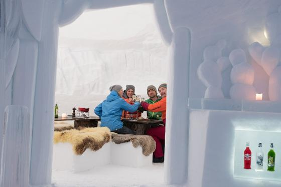 Romantik Iglu Suite - inkl. privatem Whirlpool und Fondue-Plausch 13 [article_picture_small]