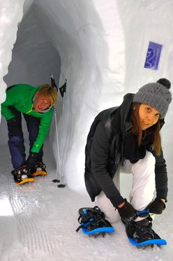 Romantik Iglu Suite - inkl. privatem Whirlpool und Fondue-Plausch 19 [article_picture_small]