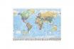 Poster carte du monde XXL - Noms et légendes en anglais  [article_picture_small]