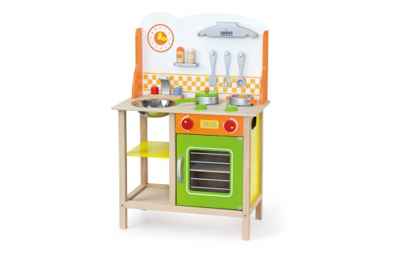 Kinderküche - aus Holz