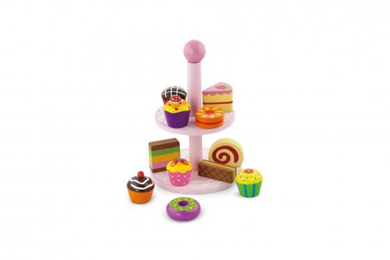 Set cupcakes - bois