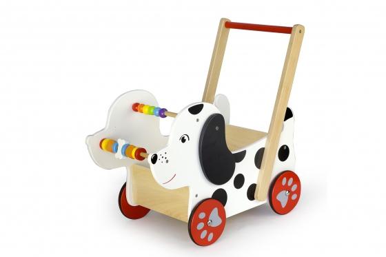 Lauflernwagen - aus Holz