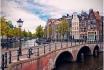 Amsterdam Kurztrip-Grachten, Stars und Bier für 2 Personen 3