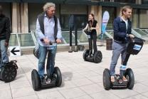 Segway fahren Genf - Einführung im Schulungszentrum