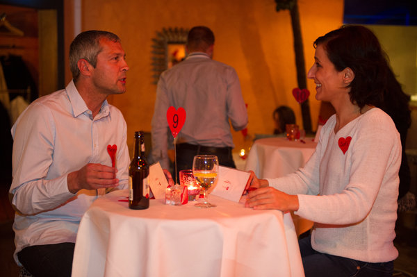 Soiree speed dating lausanne